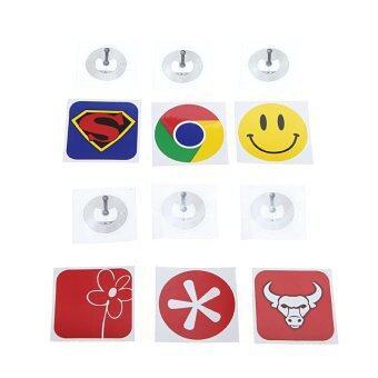 Smart NFC Tags Stickers for Samsung Galaxy S5 S4 Note III /Nokia Lumia 920/Sony Xperia/Nexus 5 6pcs