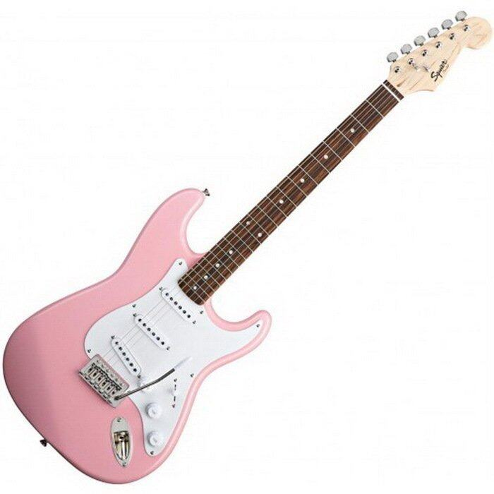 Squier กีตาร์ไฟฟ้า รุ่น Bullet Stratocaster RW (White) ฟรีกระเป๋าหนัง บุฟองน้ำ