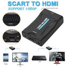 1080P Scart to HDMI Converter Cable UK AH085