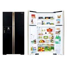ตู้เย็น 4 ประตู Hitachi รุ่น R-W600PWX 20.6 คิว 4 ประตู