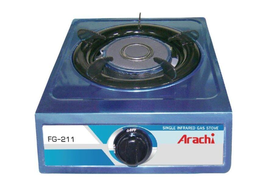 aaa Arachi เตาแก๊ส อินฟาเรด หัวเดี่ยว รุ่น FG-211 Sbobet