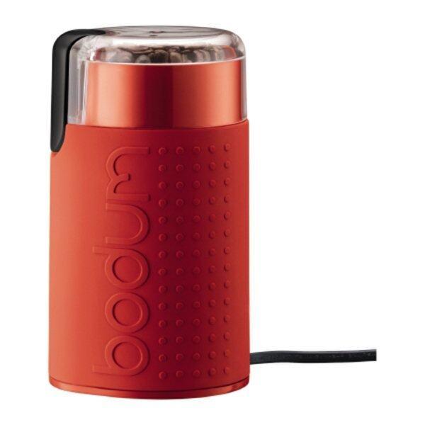 Bodum เครื่องบดกาแฟไฟฟ้า 11160-294 (สีแดง) ...