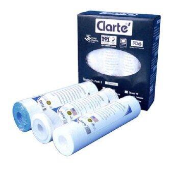 Clarte ไส้กรองน้ำ  รุ่น PP4603 (ชนิดแพ็ค 3 ชิ้น)