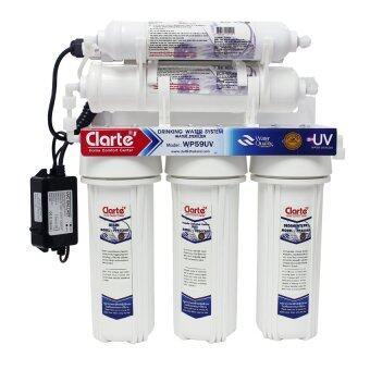 Clarte เครื่องกรองน้ำรุ่น WP59UV