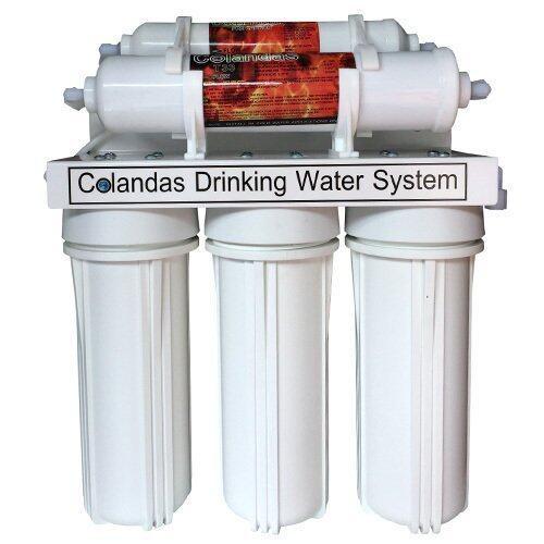 แนะนำ Colandas เครื่องกรองน้ำ 5 ขั้นตอน กระบอกทึบทั้ง 3 กระบอก - CO05NRT ราคาประหยัด