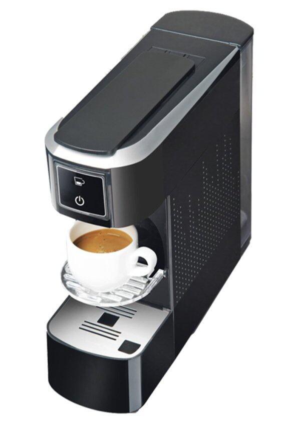 Cube คิวบ์ เครื่องทำกาแฟรุ่น เซน สำหรับกาแฟลาวาซซา บลู สีดำ CUBE ZEN LB Black ...