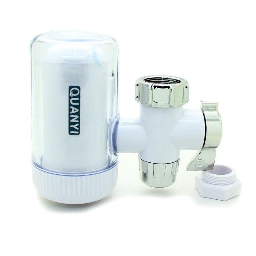 แนะนำ Drink Cooking Water Purifier เครื่องกรองน้ำใช้ติดหัวก๊อกวาล์วสแตนเลส - ไส้กรองเซรามิค ราคาประหยัด