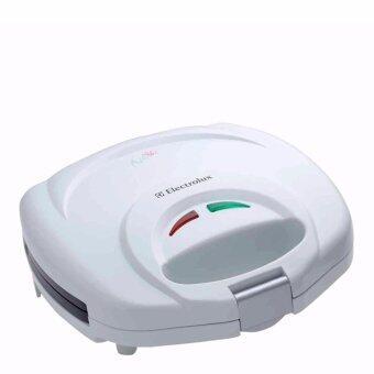 Electrolux เครื่องทำแซนด์วิช - รุ่น ESM2000 สีขาว