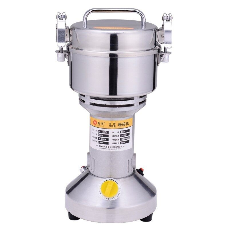 HC-500T Stainless Steel Chinese Grinder