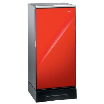 Hitachi ตู้เย็น 1 ประตู - รุ่น R-64VG3 6.6 คิว สีแดง
