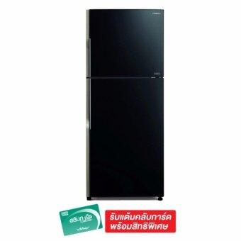 Hitachi ตู้เย็น 2 ประตู 12.4Q รุ่น RVG350PZ GBK