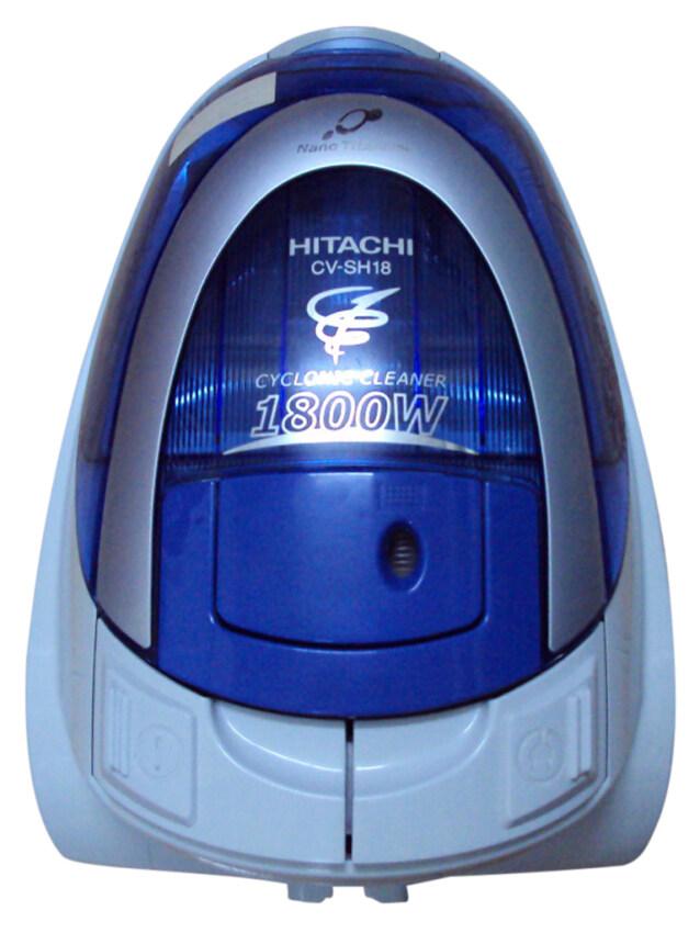 HITACHI เครื่องดูดฝ่น ขนาด 1800 วัตต์ รุ่น CVSH18V - สีน้ำเงิน