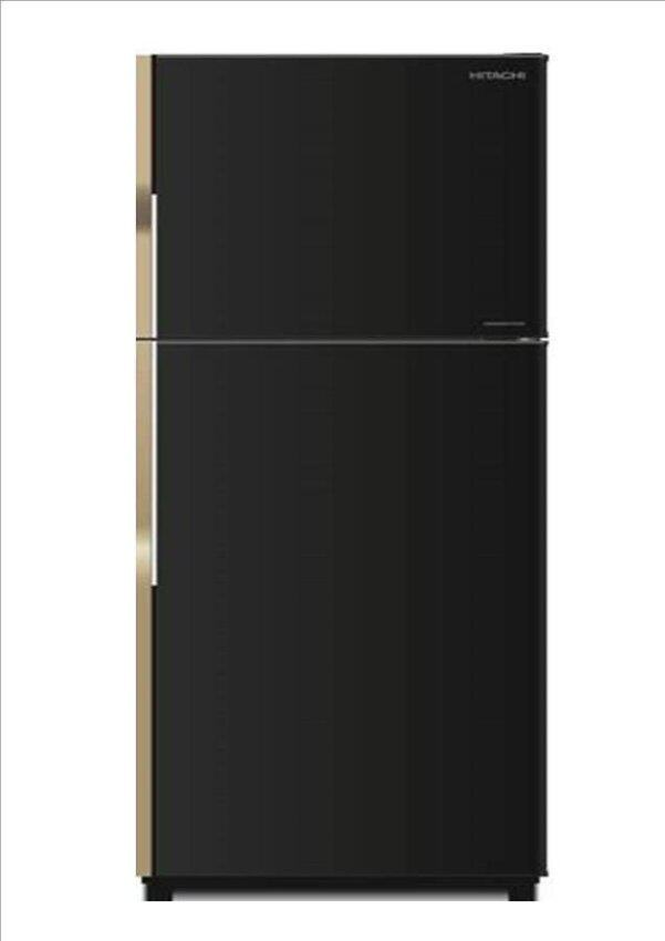 Hitachi ตู้เย็น 2 ประตู Inverter รุ่น RH300PA - สีดำ