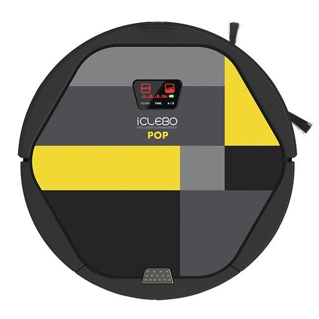 ICLEBO หุ่นยนต์ดูดฝุ่น รุ่น POP