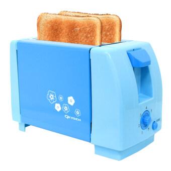 OXYGEN เครื่องปิ้งขนมปัง รุ่น YT-2001 (สีฟ้า)