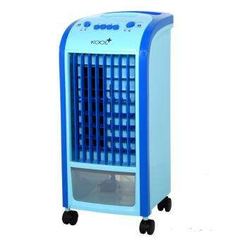 KOOL+ พัดลมไอเย็น รุ่น AV-512 (ฟ้า) แถมฟรี Cooling Pack 2 ชิ้น