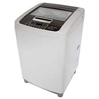 LG เครื่องซักผ้าฝาบน ขนาด 8 KG รุ่น WF-T8056TD - Gray