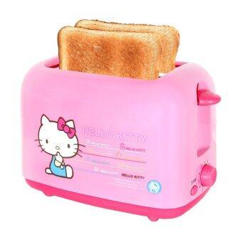 GALAXY เครื่องปิ้งขนมปัง Hello Kitty รุ่น BH-031 K-2