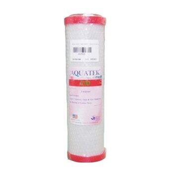Aquatek USA ไส้กรองน้ำดื่ม Carbon ขนาด 10