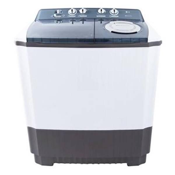 Lg เครื่องซักผ้าฝาบน 2 ถัง ขนาด 11 กก. รุ่น Wp-1400rot ...