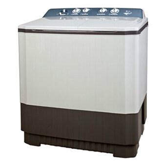 LG เครื่องซักผ้า 2 ถัง ขนาด 11 kg. รุ่น WP-1400ROT