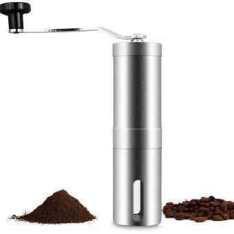 LZ Adjustable Ceramic Burr Manual Coffee Grinder 30G Coffeepowder Yield - intl