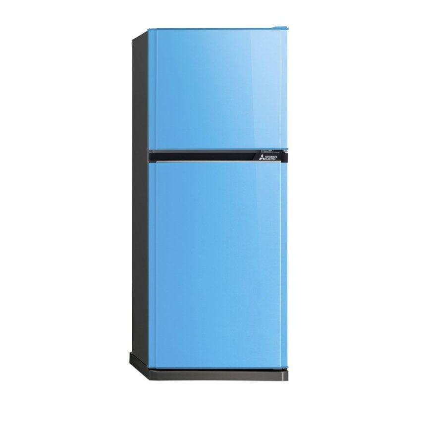 Mitsubishi ตู้เย็น 2 ประตู รุ่น MRFV22KBL 7.2 คิว (สีน้ำเงิน)