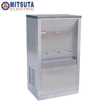 MITSUTA ตู้ทำน้ำเย็น สแตนเลส (3ก๊อก) รุ่น MWC-3V - Silver