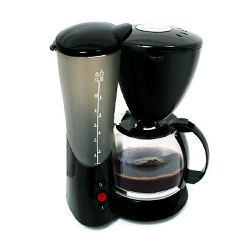 OXYGEN เครื่องชงกาแฟ รุ่น CM-618 (Black)