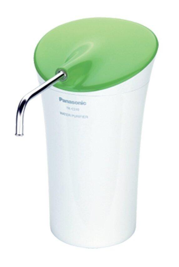 แนะนำ Panasonic เครื่องกรองน้ำ TK-CS10 (Green) ราคาประหยัด