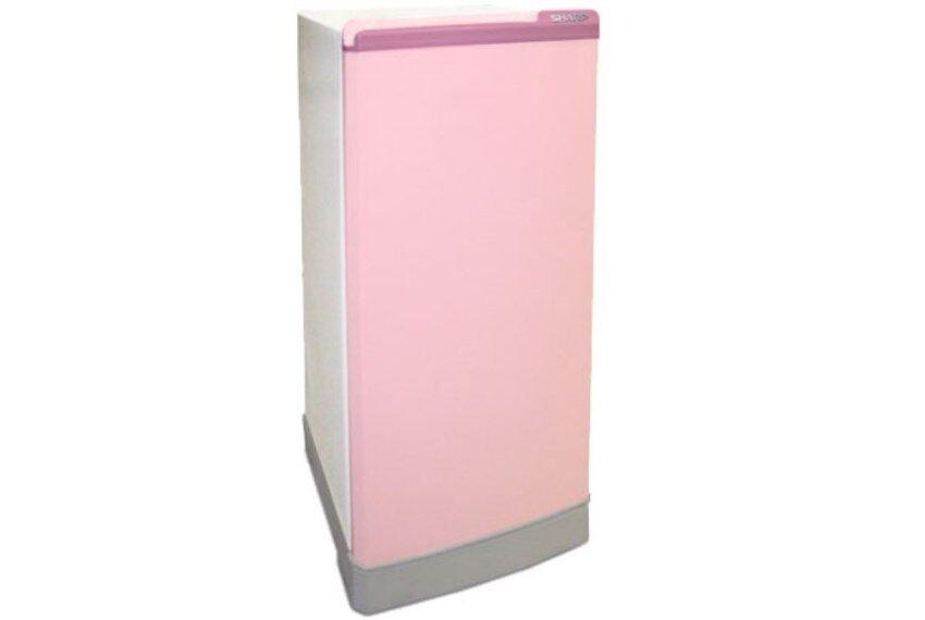 Sharp ตู้เย็น 1 ประตู 6.5 คิว รุ่น SJ-M19S - สีชมพู