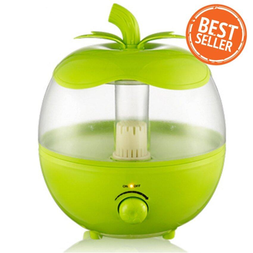 shop108 Apple Hamunifier Fresh เครื่องพ่นควันเพิ่มความชิ้นในอากาศ รุ่น Green Apple 4L