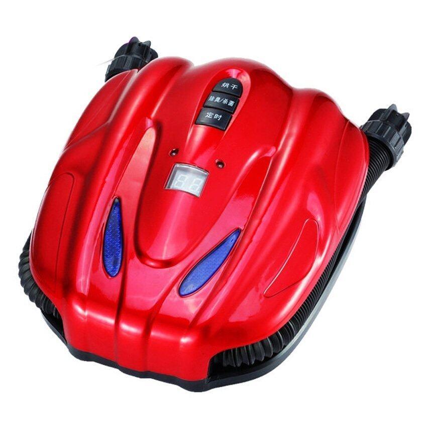 Shop108 เครื่องเป่ารองเท้าไฟฟ้าพลังเทอร์โบ - รุ่น GH-801 สีแดง