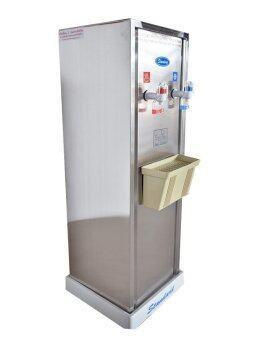 Standard By Rwc ตู้ทำน้ำเย็น-น้ำร้อน สแตนเลส รุ่น ST15 H&C (Silver)