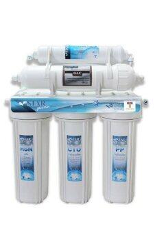 Star Pure เครื่องกรองน้ำ 5 ขั้นตอน คุณภาพดี ด้วยไส้กรอง Premium Grade (รับประกัน 1ปี) image