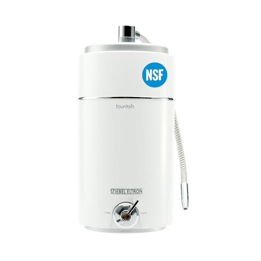 แนะนำ Stiebel เครื่องกรองน้ำ รุ่น Fountain แถมฟรี เหยือกกรองน้ำFlowมูลค่า 1,290 บาท ราคาประหยัด