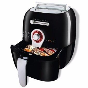 Summer Magic Oven หม้อทอดไร้น้ำมันเพื่อสุขภาพ SU4258 - สีดำ
