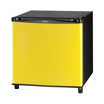 Toshiba ตู้เย็น Minibar 1 ประตู รุ่น GR-A706C -NY ขนาด 1.7 คิว (สีเหลือง)