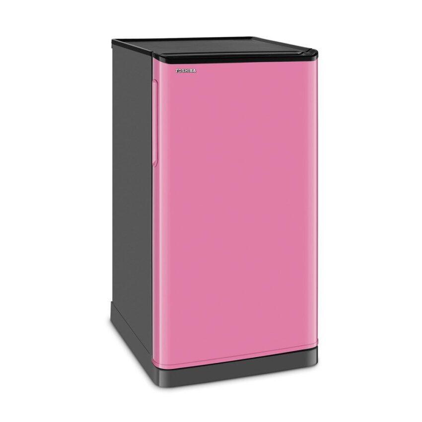 Toshiba ตู้เย็น 1 ประตู รุ่น GR-B148SP 5.2 คิว (สีชมพู)