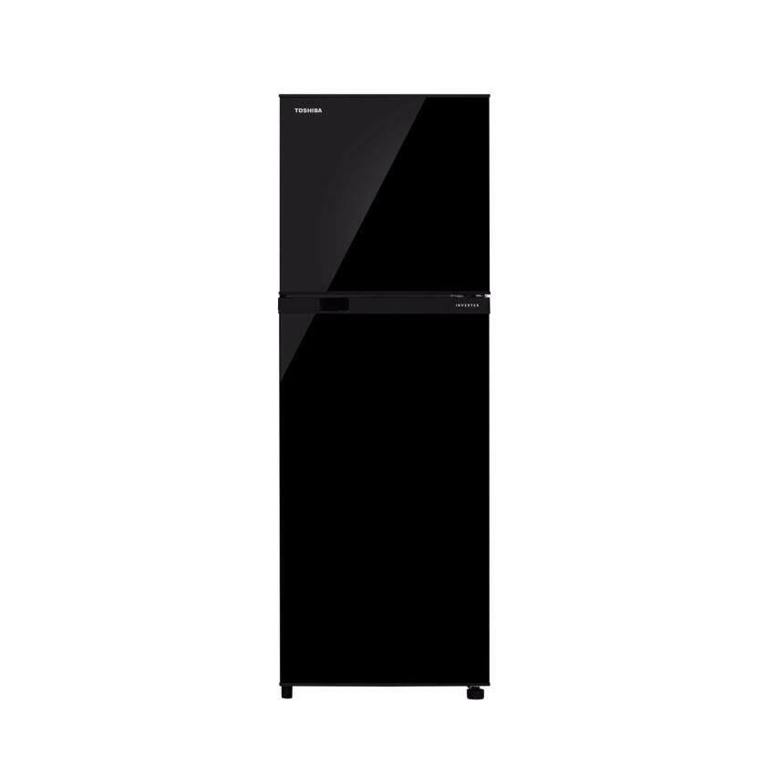 • Toshiba ตู้เย็นอินเวอร์เตอร์ 2 ประตู 8.2 คิว GR-M28KUBZ(UB) - (สีน้ำเงิน)