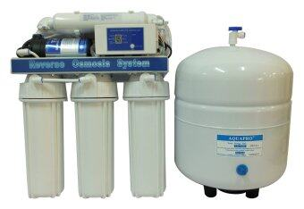 UNI PURE เครื่องกรองน้ำระบบ RO Reverse Osmosis System รุ่น RO6 50 GPD - สีขาว image