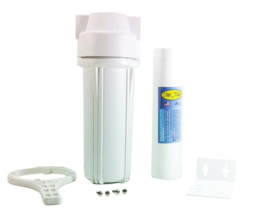 แนะนำ Unipure เครื่องกรองน้ำใช้ 1 ขั้นตอน (สีขาว) ราคาประหยัด