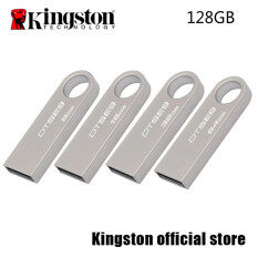 128GB 128GB 128GB Kingston Flash Disk USB 3.0 Metal Material USB Disk-Silver