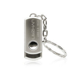 128GB 128GB 128GB Metal Key Ring Pen Drive Tiny Pendrive Memory Stick Storage Device U Disk-silver
