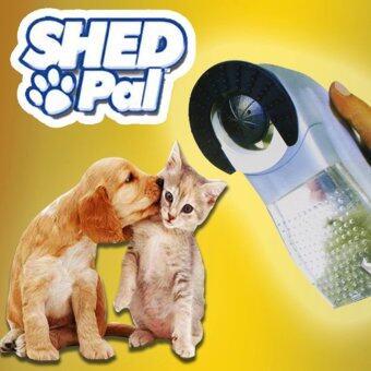 อุปกรณ์แปรงขนสัตว์ Shed Pal อุปกรณ์สำหรับสุนัข อุปกรณ์ดูแลสัตว์ อุปกรณ์หวีขน สัตว์เลี้ยง