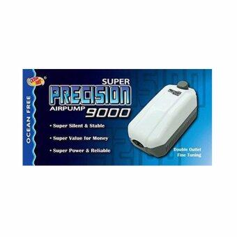 Ocean Free Super Precision Airpump 9000 ปั๊มอากาศตู้ปลา