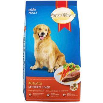 Smart Heart Dog Adult Liver 10 Kg Bag