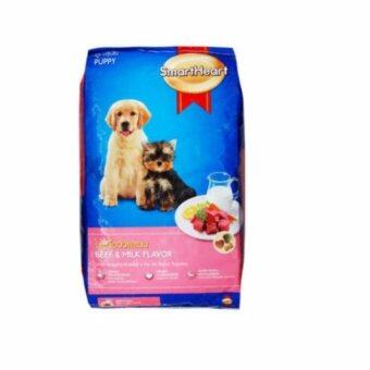 Smart Heart Toy Dogs Beef 3 Kg Bag