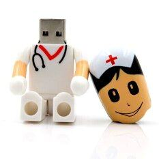 16GB Doctor USB Pen Drive Flash Drive External Memory U Disk Pendrive Stick Flash Drive
