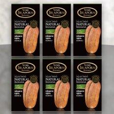 OTOP กล้วยตากรสธรรมชาติ ชนิดแบน Premium กล่องจิ๋ว (x6)